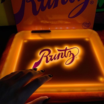LED Rolling Tray, cookies rolling tray