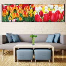 wall picture flower art prints and posters no frame Painting decoration canvas painting