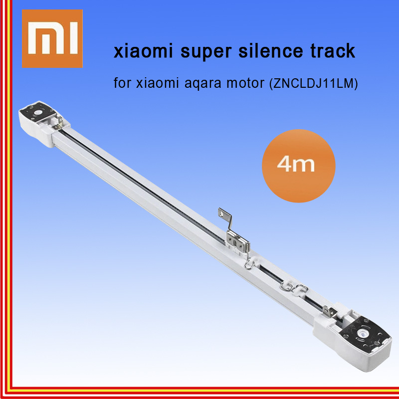 Original Xiaomi Aqara /dooya Kt82 /dt82 Engine Adaptable Super Whole Electric Curtain Track For Smart Home For 4 M Or Less