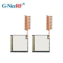 2 шт./лот RF4432PRO фронтальный радиочастотный модуль Si4432 радиочастотный чип 868 МГц беспроводной приемопередатчик модуль