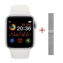 X6 x8 chamada bluetooth relógio inteligente das mulheres dos homens freqüência cardíaca pressão arterial iwo 9 smartwatch iwo 10 relógio inteligente para ios android telefone