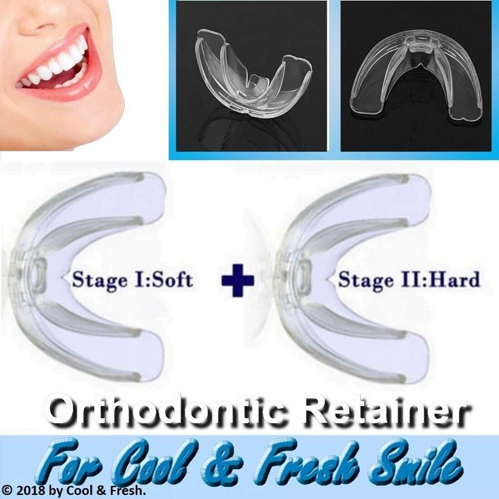 Dighealth Professional Dental Tooth whitening Guard New Upgraded Anti Grinding Dental Night Guard Stops Bruxism Teeth Clenching