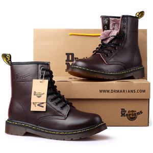 Boots Men Genuine Leather Wome