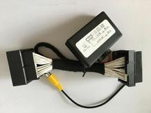 Para bmw e9x e90 plug & play cic emulador ativar navi/vim/estacionamento câmera de visão traseira