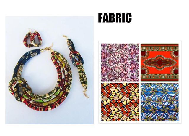 BRW Afrocentric Necklace...
