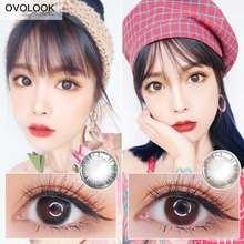Ovolook 2pcs/пара линз Цвет ed для контактные линзы глаз coty