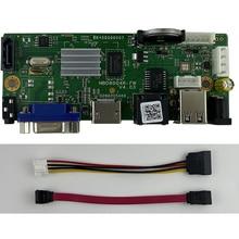 Grabadora de vídeo Digital en red, 9CH * 5MP H.264/H.265, NVR ONVIF P2P Cloud CMS XMEYE, compatible con 1 SATA MAX 8T RTSP