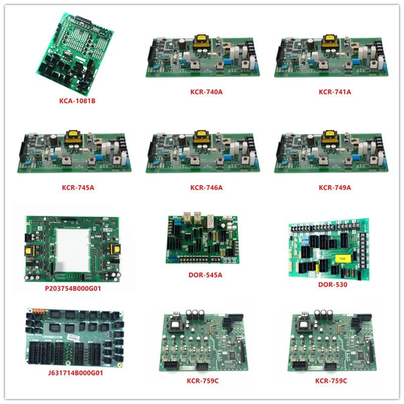 KCA-1081B| KCR-740A| KCR-741A| KCR-745A| KCR-746A| KCR-749A| P203754B000G01| DOR-545A| DOR-530| J631714B000G01| KCR-759C
