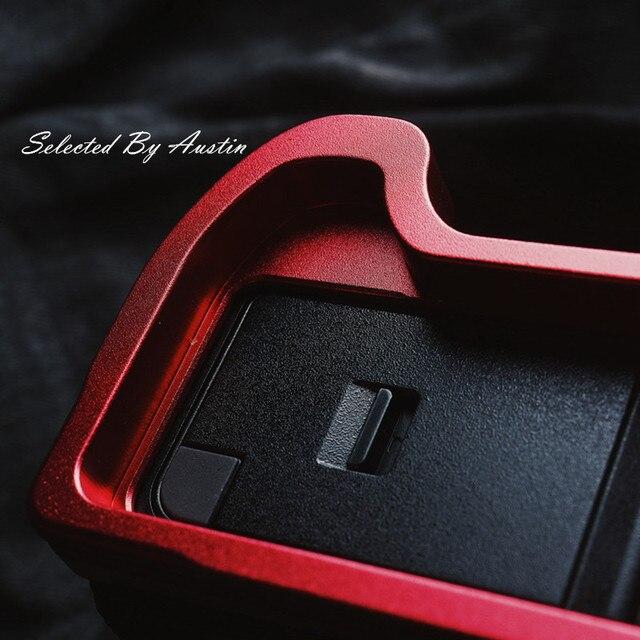 Quick Release L Plate Bracket For Fuji XT4 X T4 Arca Swiss Tripod Aluminum