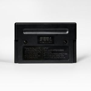 Image 2 - Pulseman Pulse man   USA Label Flashkit MD Electroless Gold PCB Card for Sega Genesis Megadrive Video Game Console