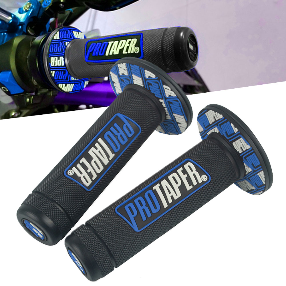 Для Yamaha DT PW TTR XT TW SEROW TDR TT 80 125 200 225 230 240 250 LANZA Tricker R L/LE/LW ручка для грязевого велосипеда крышка для рукоятки