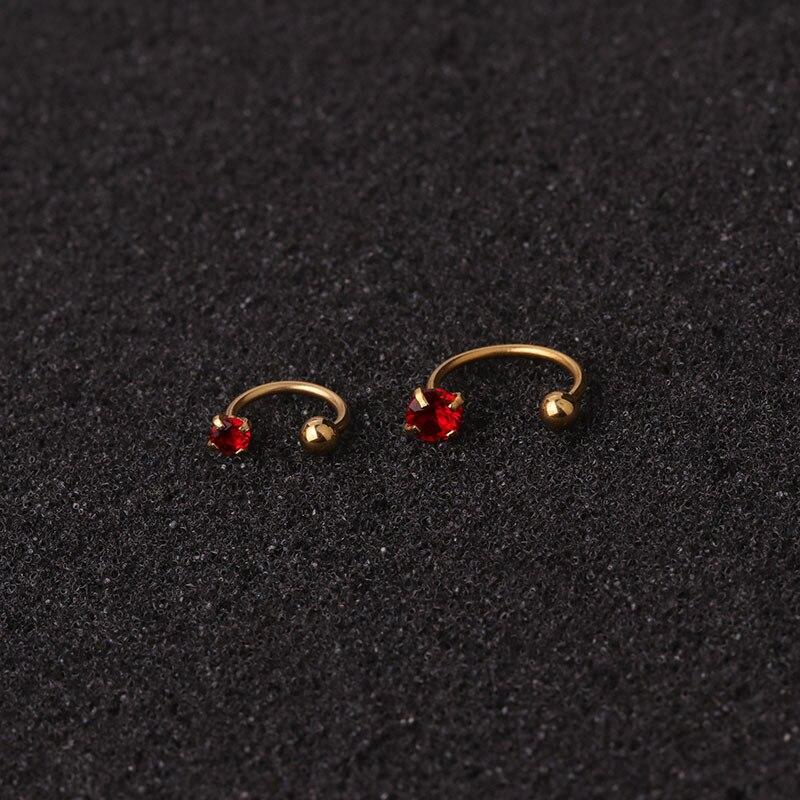 gold red zircon