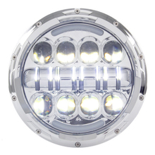 80W Motorcycle Headlights 7 inch Headlights for Moto LED Headlights For Harley Davidsons Motorcycle Accessories Parts