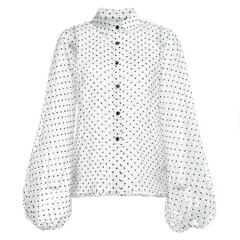 Женские винтажные рубашки galcaur лоскутные Блузы с отложным