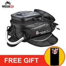 Мотоциклетная Магнитная сумка для топливного бака, сумка для мобильного телефона с gps навигацией, сумка для мотокросса, многофункциональная сумка для путешествий