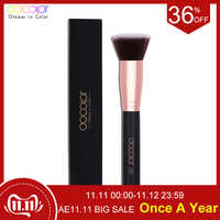 Docolor foundation brush flat top buffing Brushes Fan Contour Powder Brush highlighter makeup Brushes Pincel Maquiagem