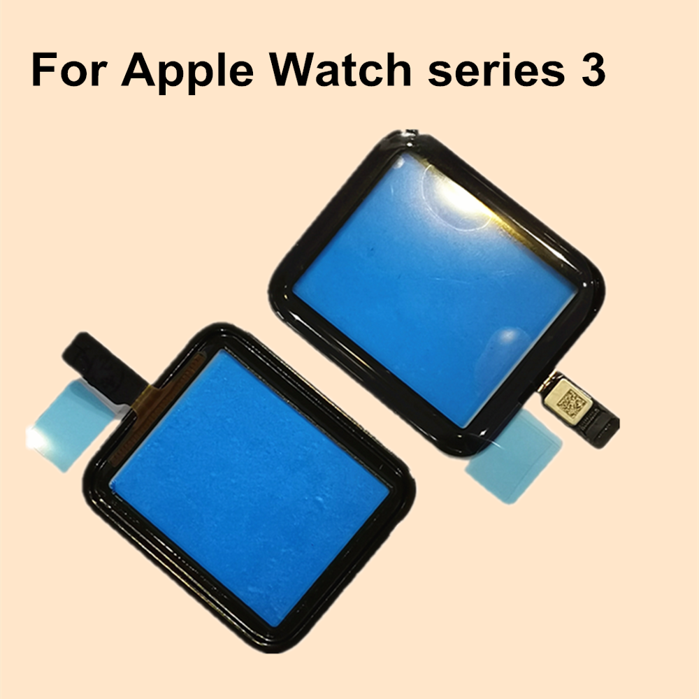 <font><b>Touch</b></font> <font><b>Screen</b></font> <font><b>Replacement</b></font> Glass For <font><b>Apple</b></font> <font><b>Watch</b></font> Series <font><b>3</b></font> <font><b>Touch</b></font> <font><b>Screen</b></font> Digitizer Panel For <font><b>Apple</b></font> <font><b>Watch</b></font> Series3 38mm <font><b>42mm</b></font> Glass image