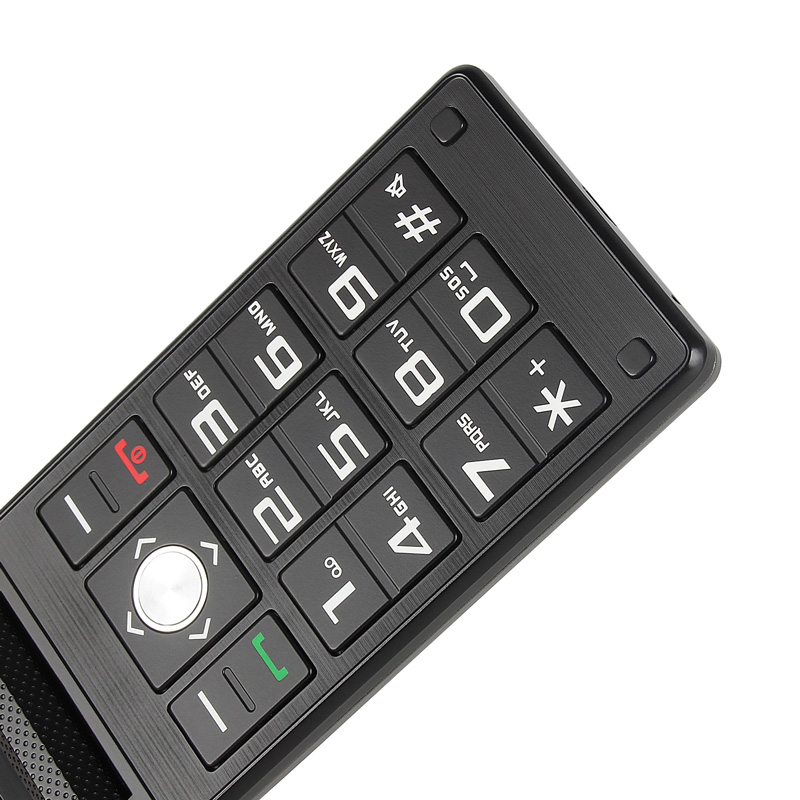 UNIWA X28 Dual Screen Flip Senior Push-Button Mobile Phone Handwriting Clamshell CellPhone Russian Keyboard Key Phone