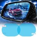 Автомобильная зеркальная защитная пленка заднего вида противотуманная непромокаемая для MG ZS EV MG6 EZS HS EHS 2019 2020 Roewe RX5 i6 i5 RX3 RX8 ERX5
