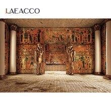 Laeacco antigo egito pirâmide padrão mural religioso interior foto fundo fotografia backdrops photocall photo studio