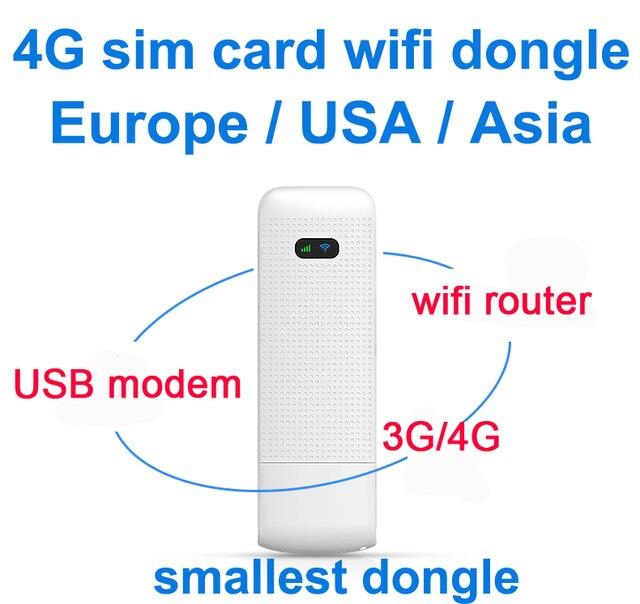 LDW922 3G/4G WiFi роутер мобильный портативный беспроводной LTE USB модем dongle nano SIM карта слот карманный хот спот