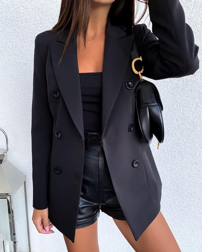 2019 Women Slim Fit Casual Formal Business Blazer Suit Work Office Long Sleeve Solid Outwear Suit Blazers