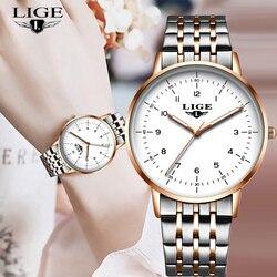 Luik 2021 Nieuwe Gouden Horloge Vrouwen Horloges Dames Creatieve Staal Vrouwen Armband Horloges Vrouwelijke Waterdichte Klok Relogio Feminino