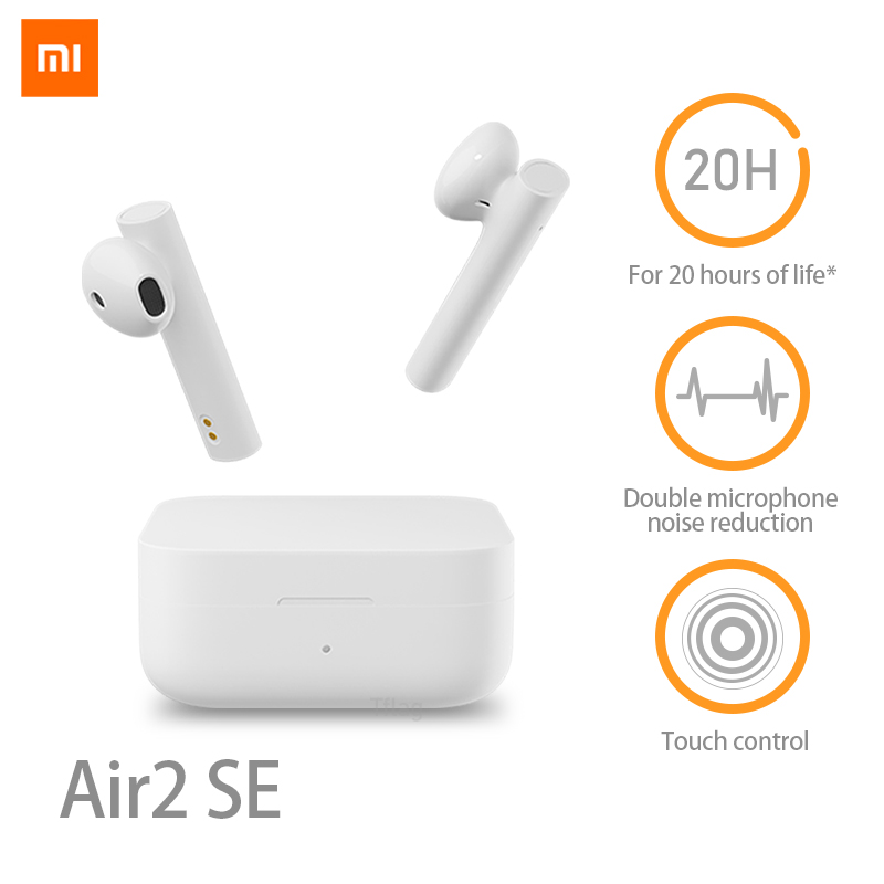 NEW Xiaomi Air2 SE <font><b>TWS</b></font> Wireless Bluetooth Earphone <font><b>Mi</b></font> Earplug AirDots pro 2SE 2 SE Xiomi <font><b>TWS</b></font> Earphone Smart Intelligent Touch image