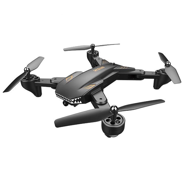 Unmanned Aerial Vehicle Toy Long Time Life Quadcopter Douyin Feature Optical Flow Positioning Follow Folding