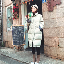 New 2020 Autumn Winter Wadded jacket Women Warm parka Fashion Stand collar Female Down Cotton Padded coat Outwear LX1076(China)