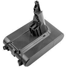 Cameron Sino 2000mAh Battery For Dyson SV11, V7, V7 Motorhead Pro, V7 Motorhead vacuum, V7 Total Clean ,V7 Trigger,968670-02 printio motorhead