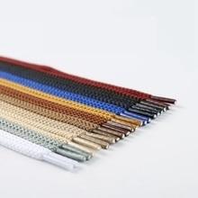 1Pair Top Quality Shoe laces Round Sneakers Shoelaces Solid Boots Shoelace 14 Colors 80 100 120 140 160cm Laces Shoestring