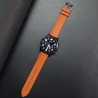 Cinturino 22mm per Samsung Galaxy watch 3 45mm active 2/Gear S3 46mm cinturino smartwatch in Silicone cinturino Huawei Watch GT2/2e/pro