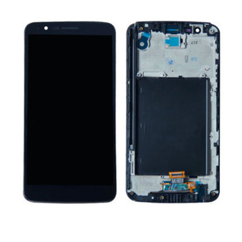 100% Tested High quality For LG Stylo 3 K10 Pro M400 LS777 LCD Display Touch Screen Digitizer Black No/with Frame