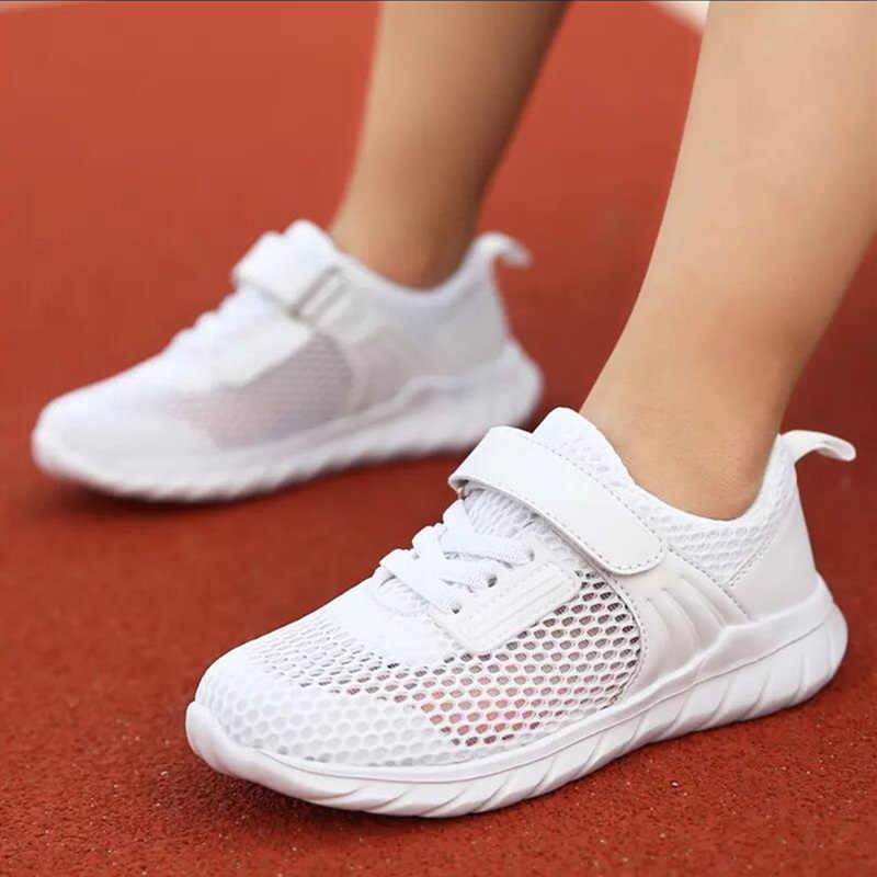 Meisje Jongens Loopschoenen Kid Ademende Antislip Tennis Schoenen Outdoor Sport Schoenen kinderen Sneakers