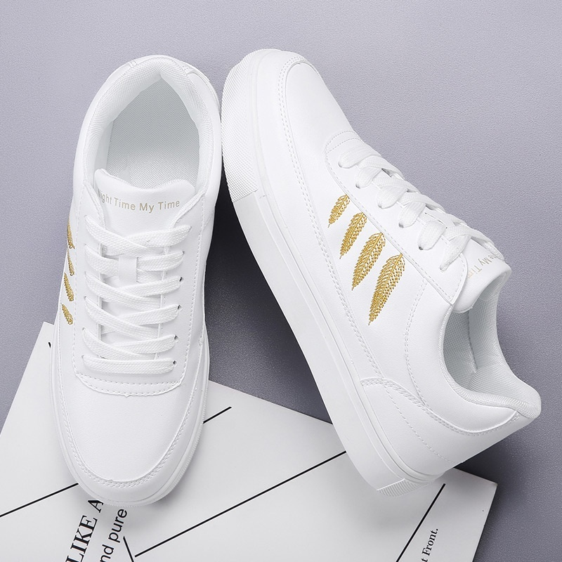 High Quality Sneakers Women Shoes Sneakers Shoes Woman Spring Autumn Sport Shoes Air Cushion Shoes Travel White Sneakers