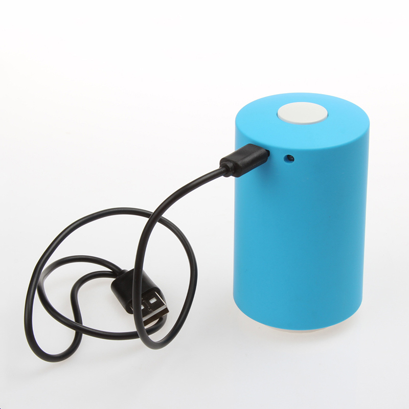 Mini Portable Automatic Vacuum Sealer USB Rechargeable Handheld Vacuum Packer Heat Sealing Machine Food Preservation