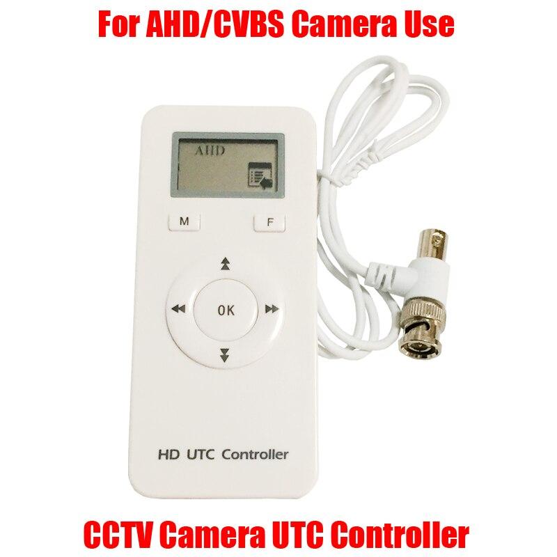 2 в 1 AHD CVBS аналоговая HD камера видеонаблюдения, контроллер UTC, пульт дистанционного управления, видео наблюдение, BNC коаксиальный кабель OSD меню|controller control|control remotecontrol cable | АлиЭкспресс