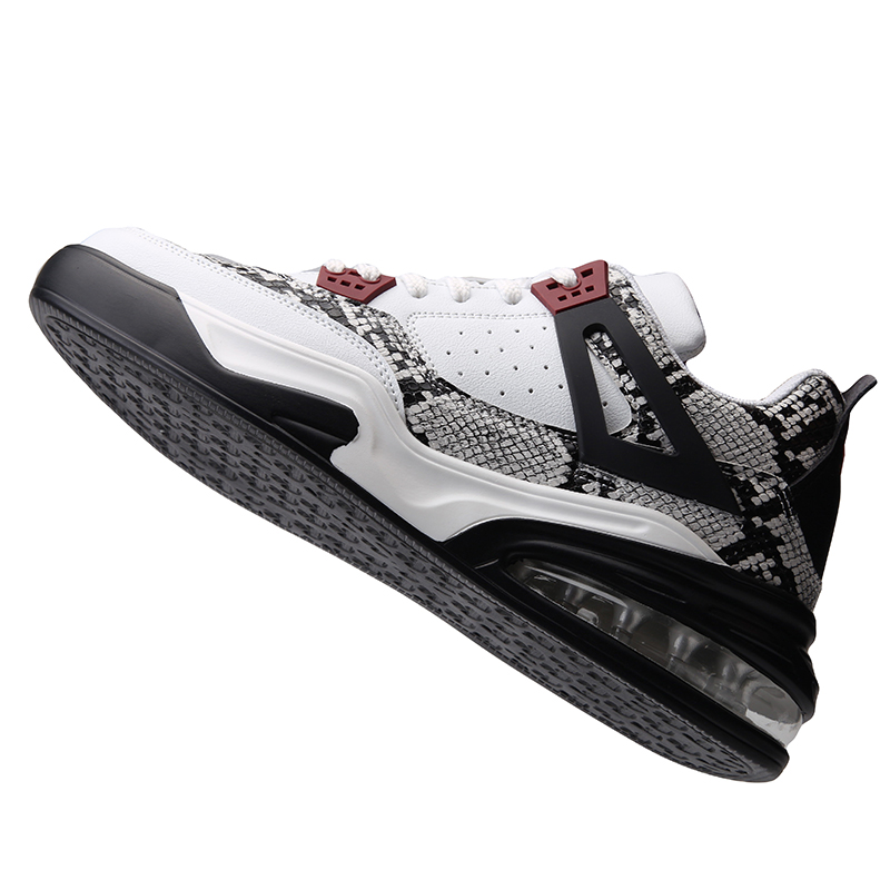 New Classic Men Basketball Shoes Outdoor Sports <font><b>Retro</b></font> <font><b>Jordan</b></font> Shoes <font><b>AIR</b></font> Buffer High Sneakers Men Trainer Shoes Camping Hombre <font><b>4</b></font> image