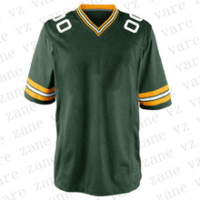 Customize Youth Kids Boys New American Football Jerseys Aaron Rodgers Jones Blake Martinez Jimmy Graham Cheap Green Jersey