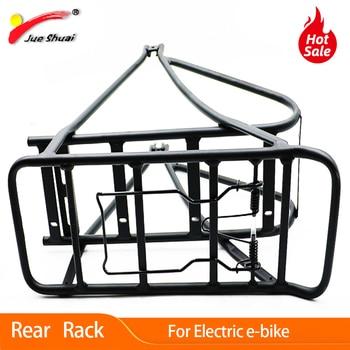 26inch-29inch Bicycle Racks Bike Luggage Carrier MTB Bicycle Road Bike Rear Rack Double Layer Bike Carrier Cargo Rack