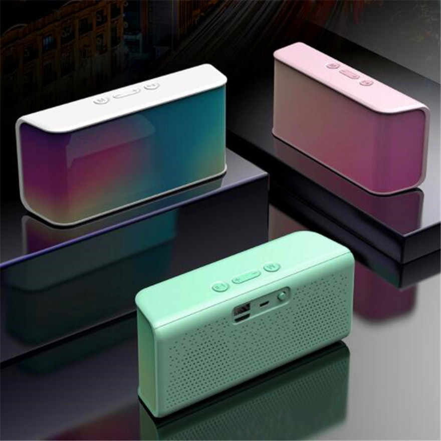 Hifi Usb Speakers For Laptop Computer Bluetooth Speaker Sound Box