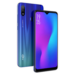 AllCall S10 4GB 64GB смартфон Android 9,0 Helio P23 Octa Core 4G 6,22 дюйма OTG отпечатков пальцев разблокированная Face ID мобильный телефон PK S10