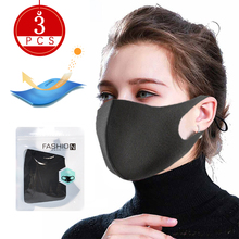 3pcs Fda Anti-mask Surgical Masks Disposable Surgical Mask Disposable Anti Pollut Dustproof Anti-dust Masks For The Face