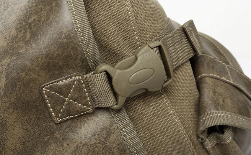 Mensageiro Ocasional Bolsa Saco Masculino Bolsa de Ombro Crossbody Bag A6215