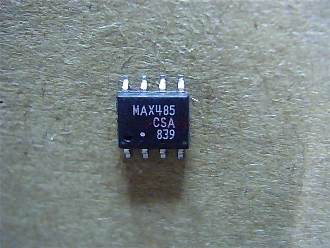 10pcs/lot MAX485ESA MAX485CSA SOP8 MAX485 SOP SMD New And Original IC In Stock