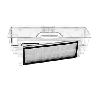 цена на HEPA Filter for Vacuum Cleaner Dust Box  for Xiaomi Roborock 1st generation 2nd generation