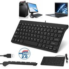 Keyboard Portable Mini for Laptop Desktop Computer-Gamer Business Office-Accessories