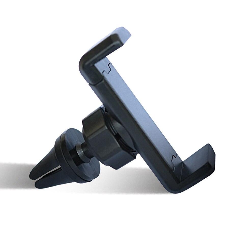 Автомобильный держатель с креплением на вентиляционное отверстие, держатель GPS, автомобильные аксессуары, подставка для мобильного телефо...
