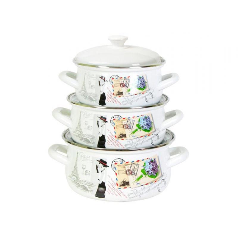 цена на A Set Of pans CMH, Violet Монмартра-1, 6 items